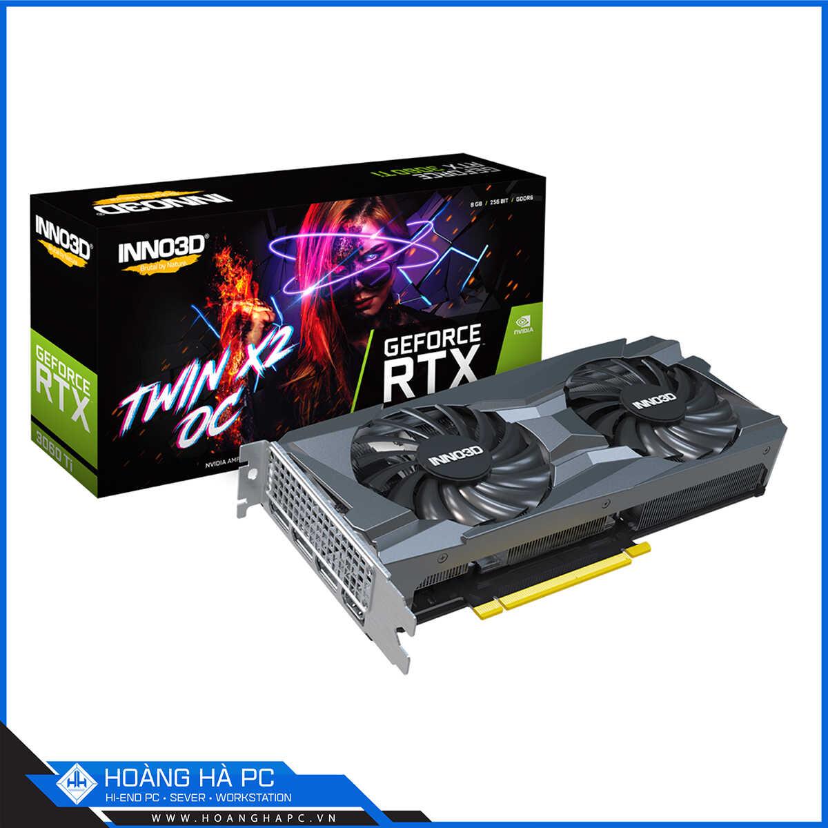 INNO3D RTX 3060 Ti TWIN X2 OC 8GB