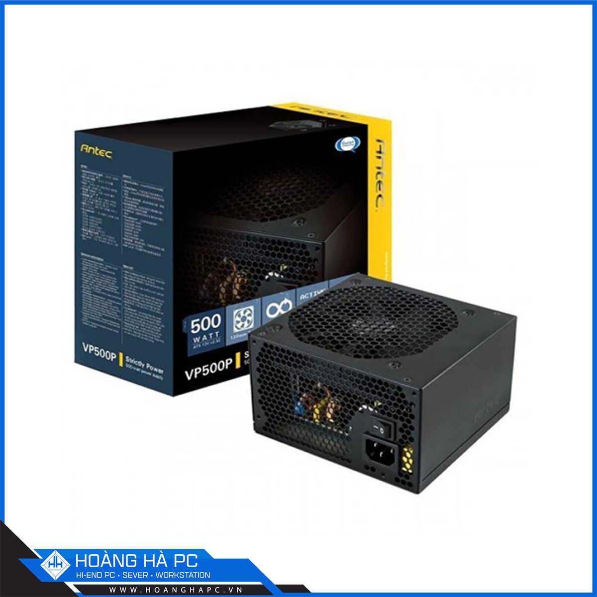 Nguồn Antec VP500PC 500W