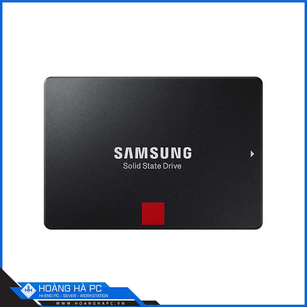 SSD Samsung 860 PRO