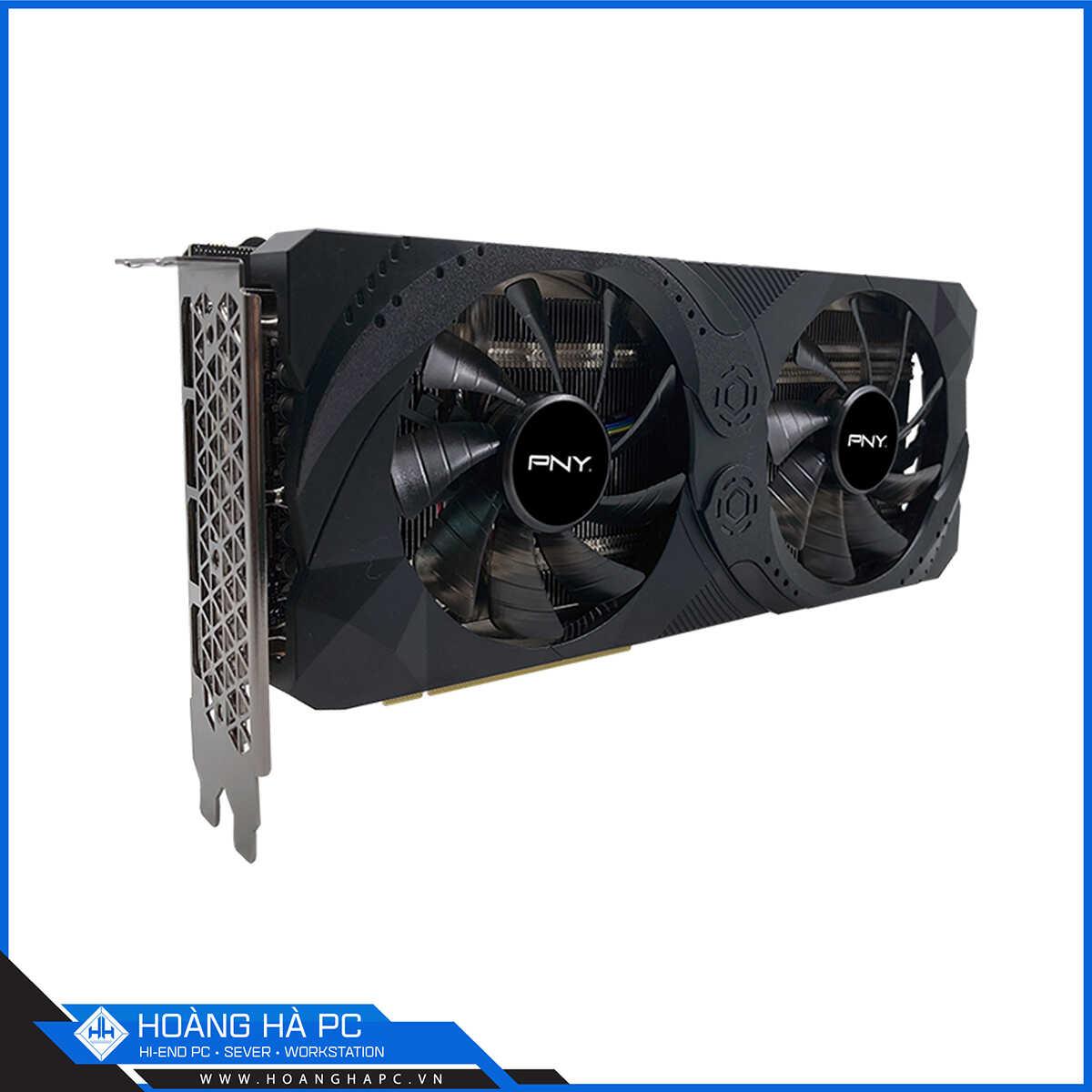 VGA PNY GeForce RTX 3060 Ti 8GB UPRISING Dual Fan