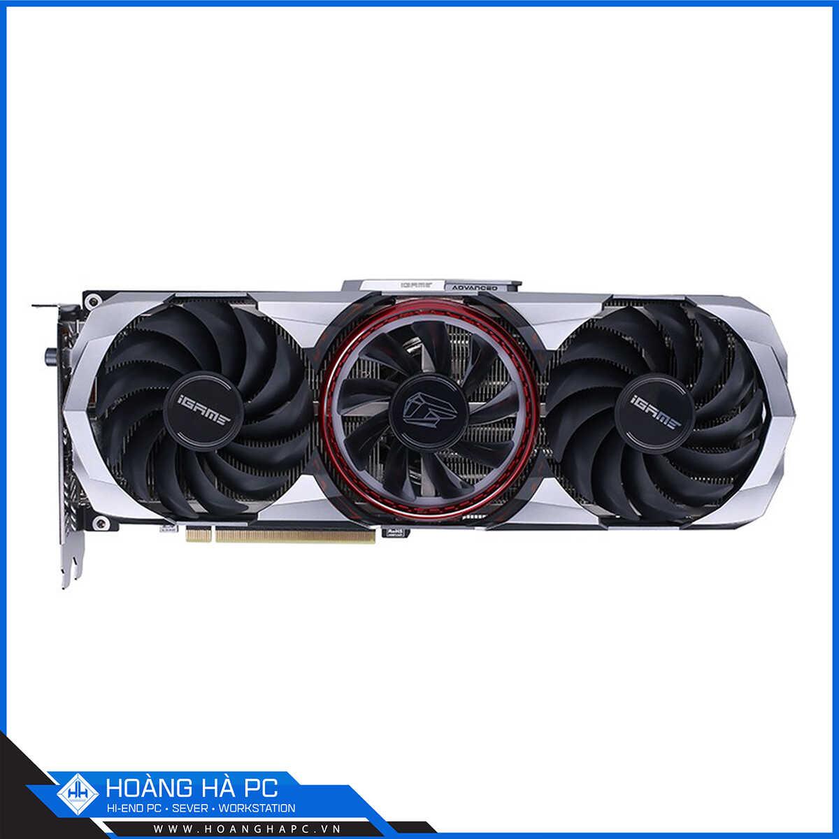 Colorful iGame GeForce RTX 3060 Ti Advanced OC V 8GB