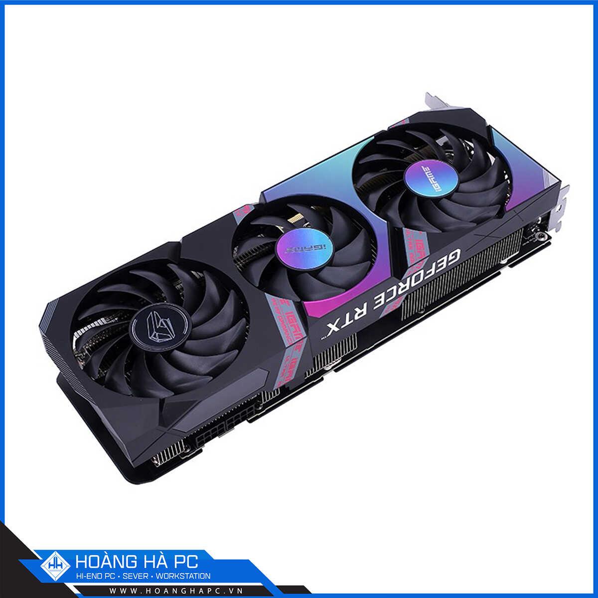Colorful iGame GeForce RTX 3060 Ti Ultra OC Black 8G-V