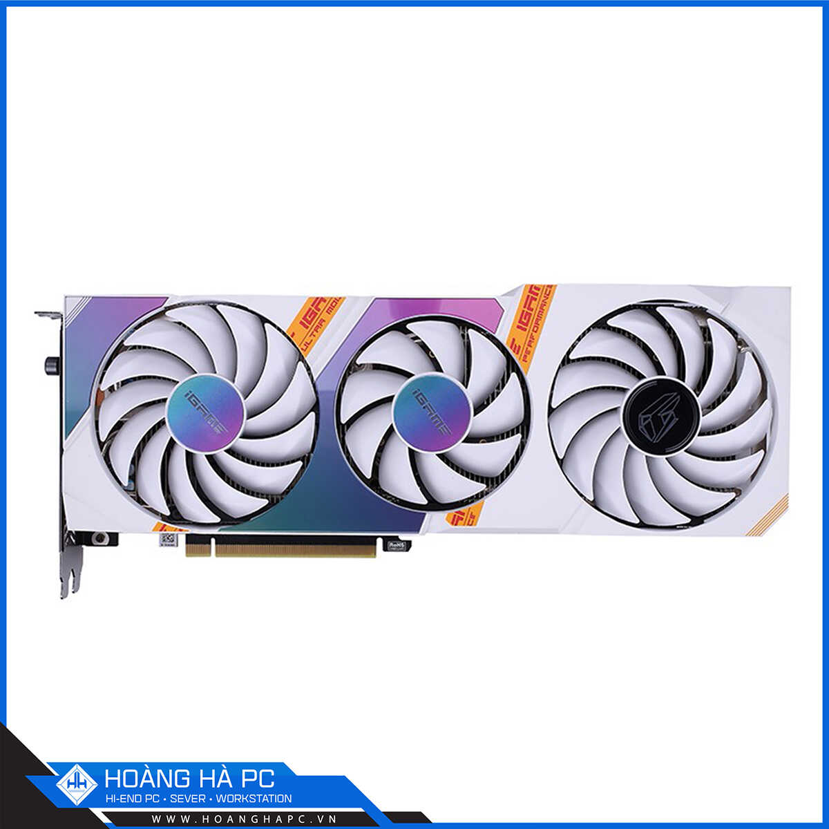 Colorful iGame GeForce RTX 3060 Ti Ultra OC White 8G-V