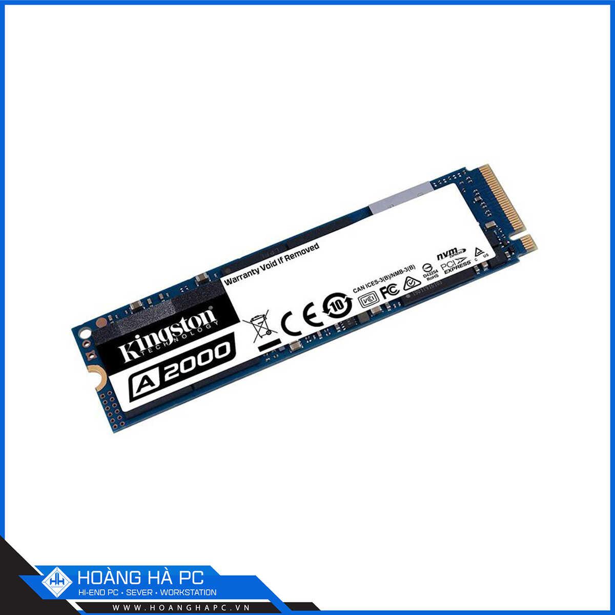 SSD KINGSTON A2000 250GB M.2 2280