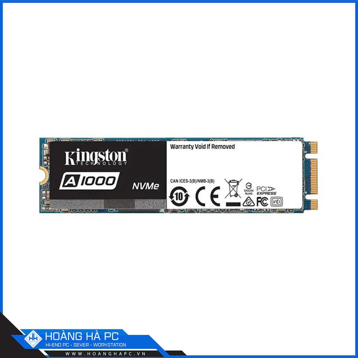 ổ cứng SSD Kingston A1000 480GB