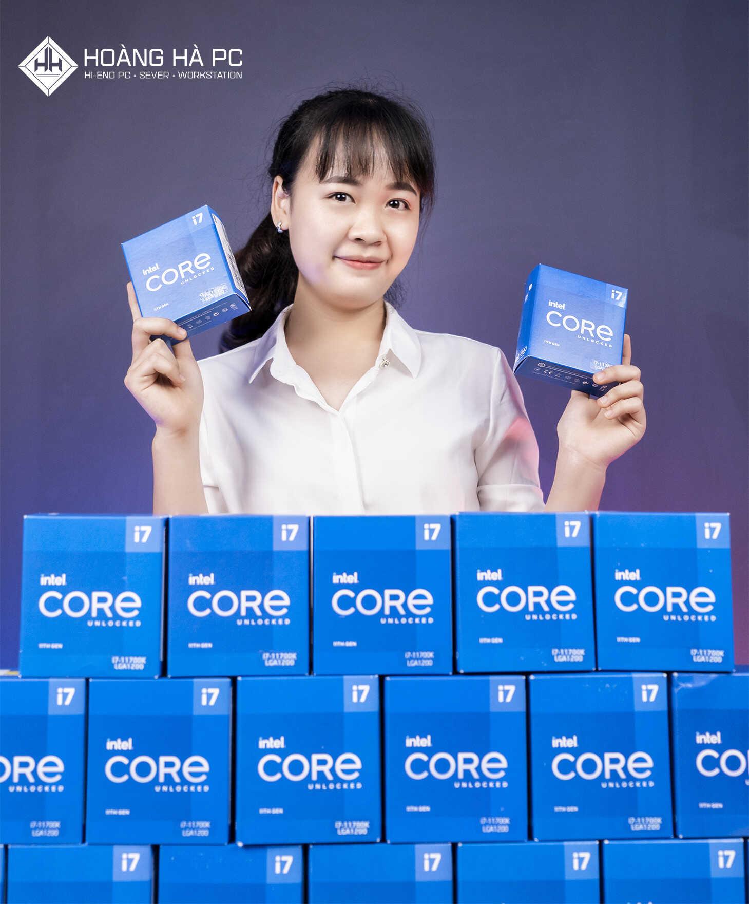 CPU Intel Core i7-11700K