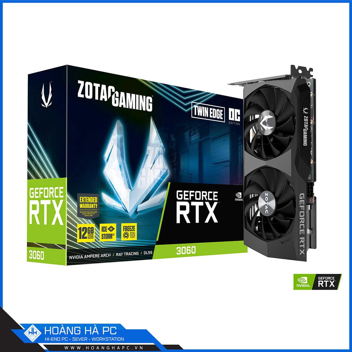 Tổng quát chung về NVIDIA GeForce RTX 3060/ 3060Ti