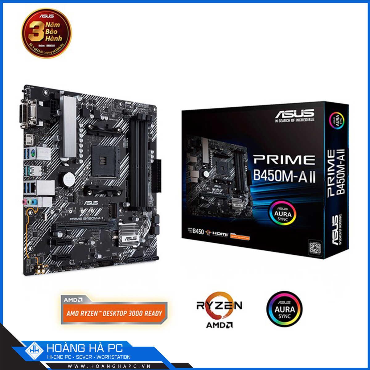 Mainboard AMD B450 được coi là bo mạch chủ quốc dân