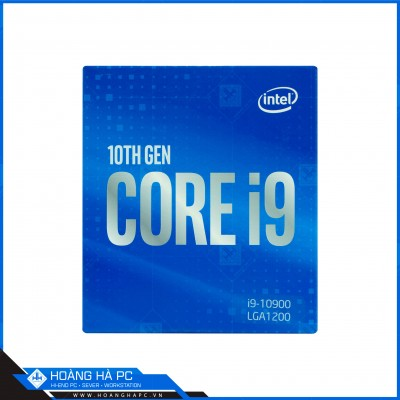 CPU Intel Core i9-10900 (2.80 GHz up to 5.20 GHz / 10C 20T / 20M Cache, Comet Lake-S)