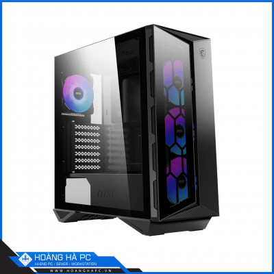 Vỏ Case MSI MPG GUNGNIR 110R (Mid Tower/Màu Đen/Led RGB)