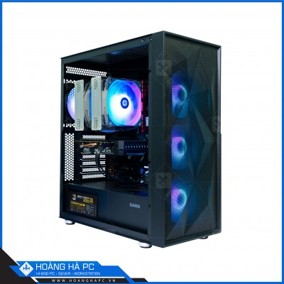 HH WORKSTATION CORE i9 9900K | 16G | NVIDIA GTX 1660 6GB