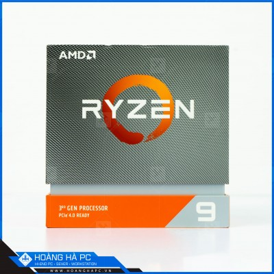 CPU AMD Ryzen 9 3900X (3.8 GHz Turbo Up To 4.6 GHz,12 Nhân 24 Luồng, 70MB Cache,  AM4)