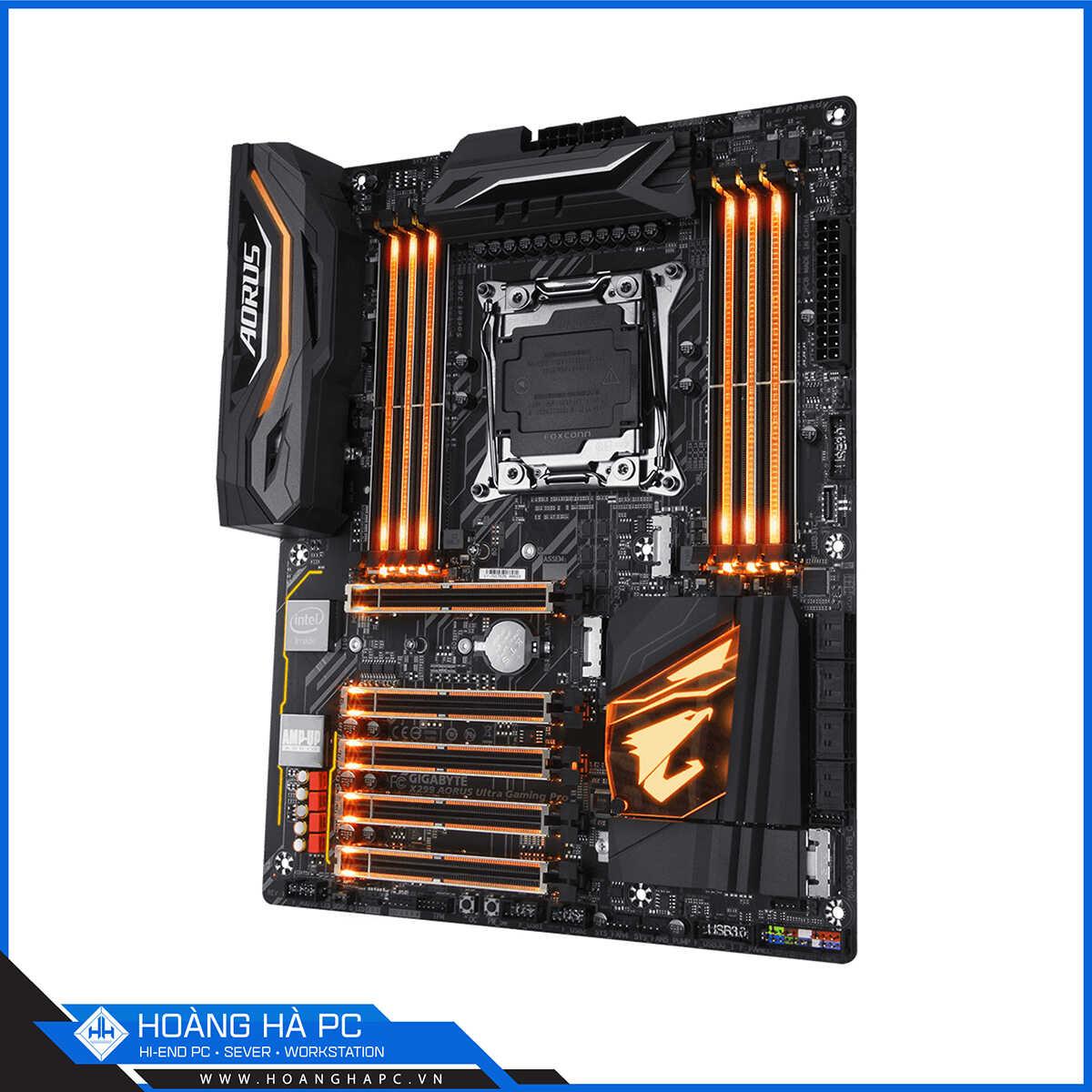 Mainboard Gigabyte X299 Aorus Ultra Gaming Pro
