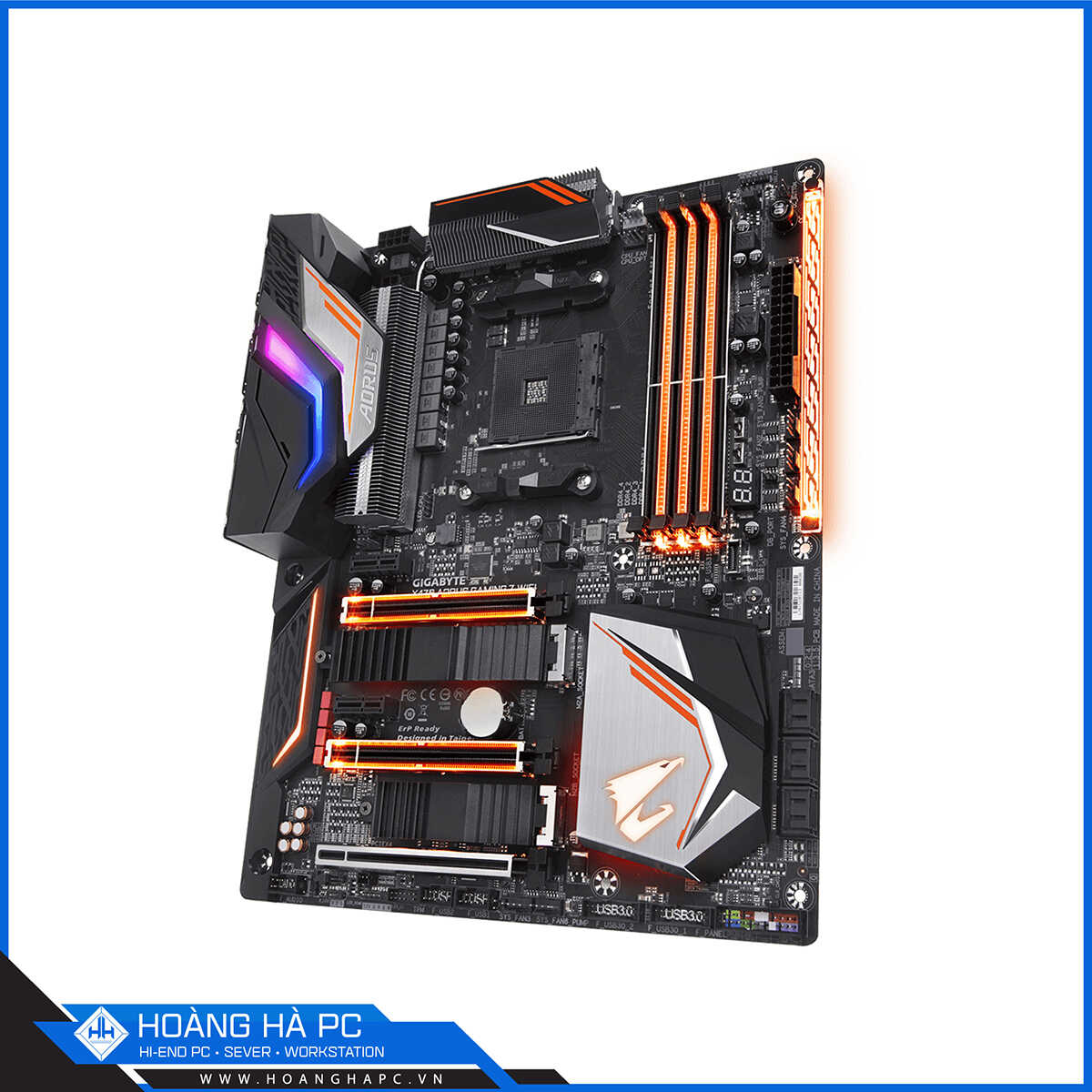 Mainboard Gigabyte X470 Aorus Gaming 7 Wifi