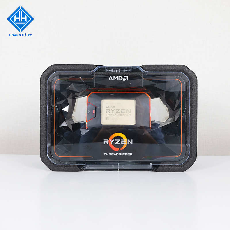 AMD Ryzen Threadripper 2990WX / 3.0 GHz (3.4Ghz Boost All core/4.2GHz Max)