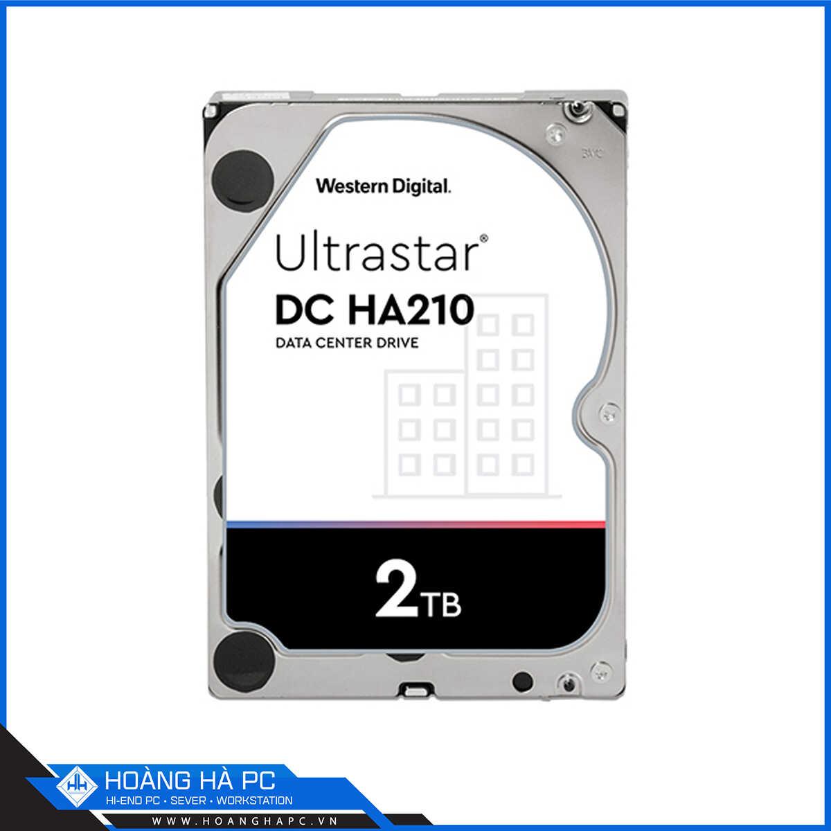 HDD Western Enterprise Ultrastar DC HA210 2TB
