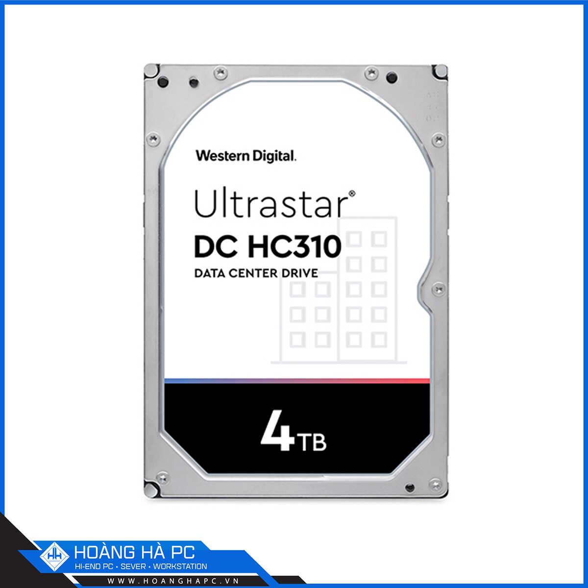 HDD Western Enterprise Ultrastar DC HC310 4TB