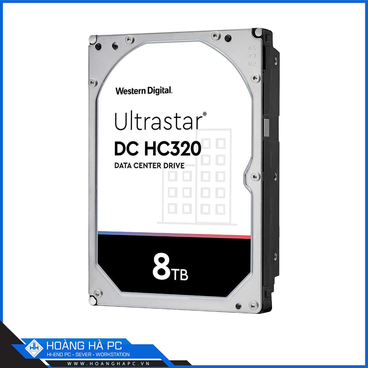 HDD Western Enterprise Ultrastar DC HA320 8TB