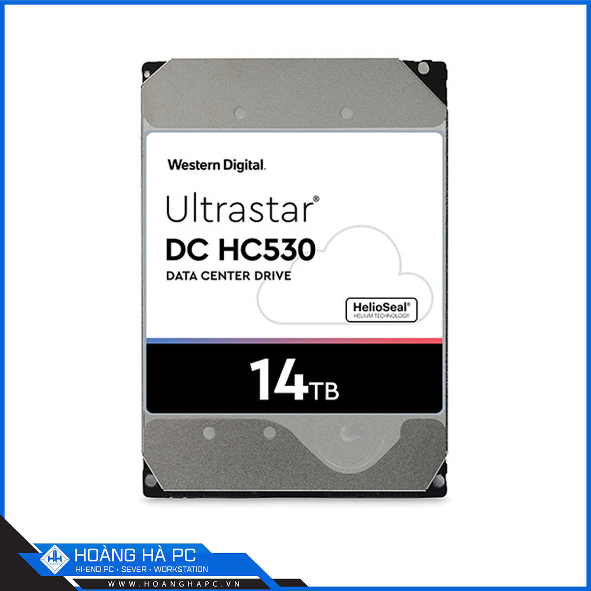 Ổ Cứng HDD Western Digital Ultrastar DC HC530 14TB