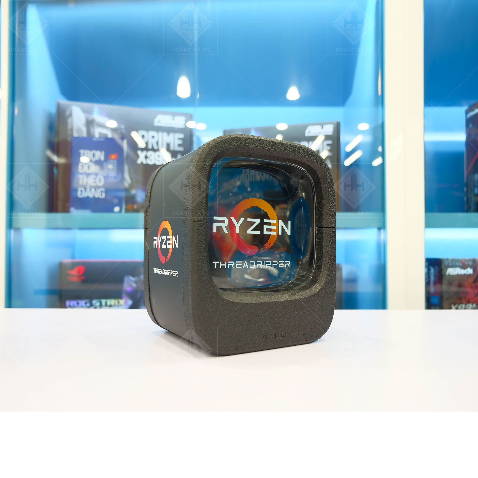 CPU AMD Ryzen Threadripper 1920X (3.5 Upto 4.0GHz/ 24MB/ 12 cores 24 threads/ TR4)