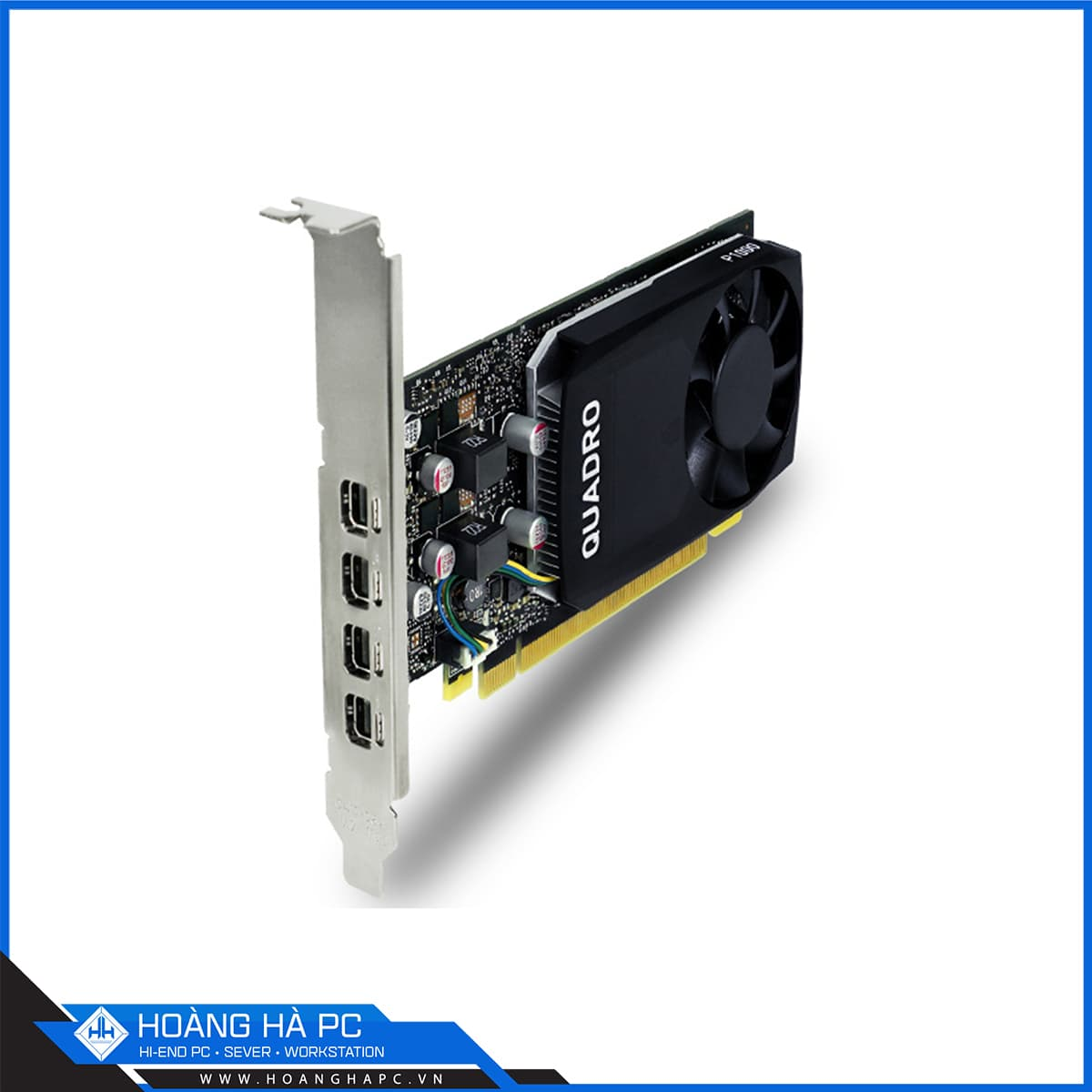 Card LEADTEK NVIDIA Quadro P1000 4GB