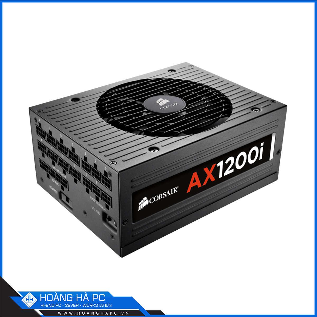 Corsair AX 1200i - 80 Plus Platinum