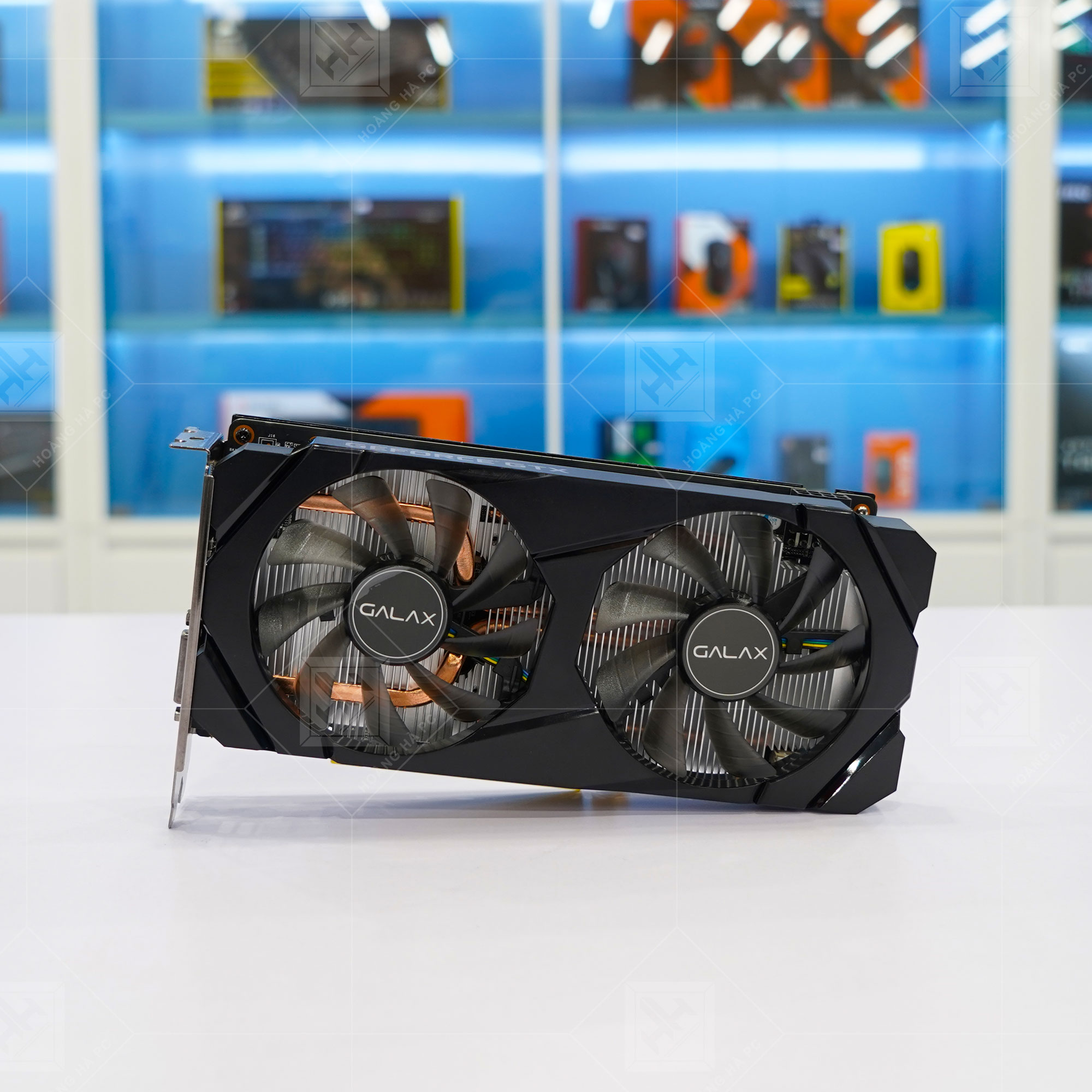 VGA Galax GTX 1660Ti 1 Click OC 6G Black