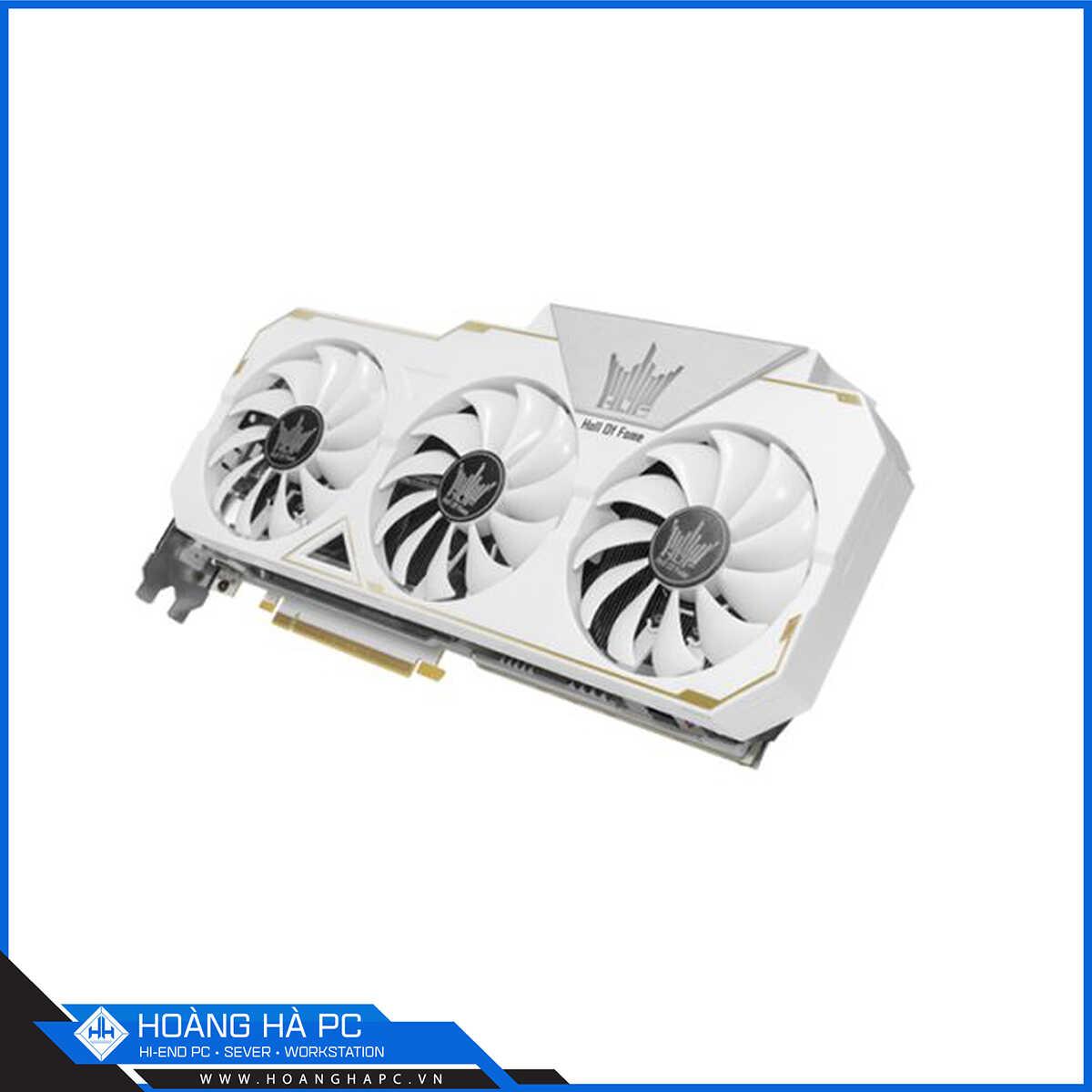 Galax RTX 2080Ti Hall Of Fame 11G White