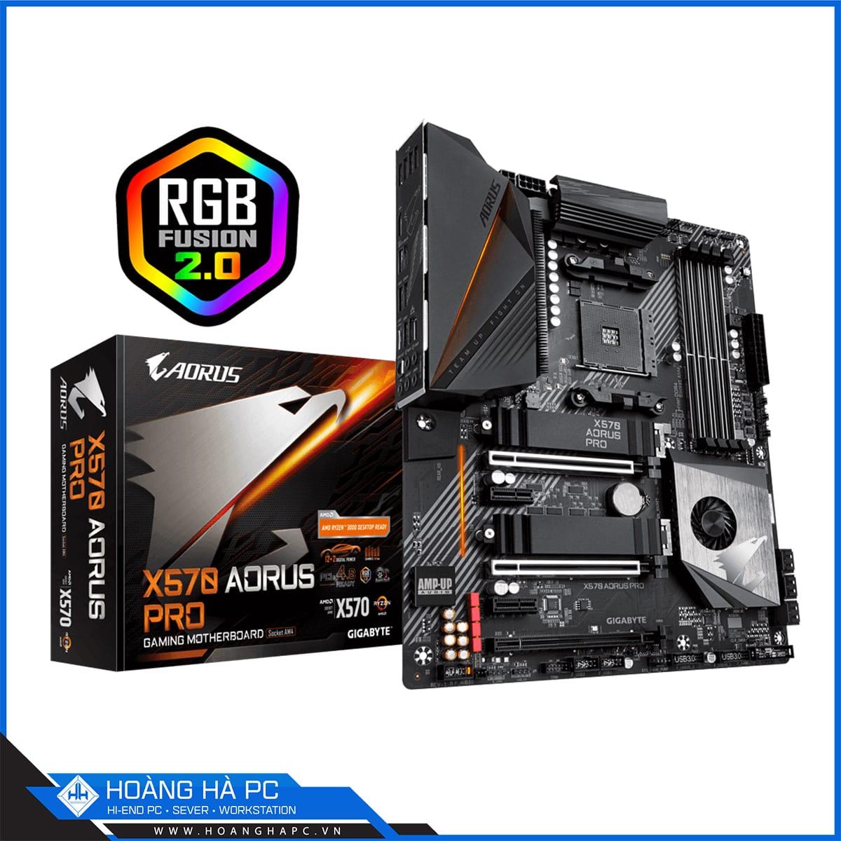 Mainboard GIGABYTE X570 AORUS PRO
