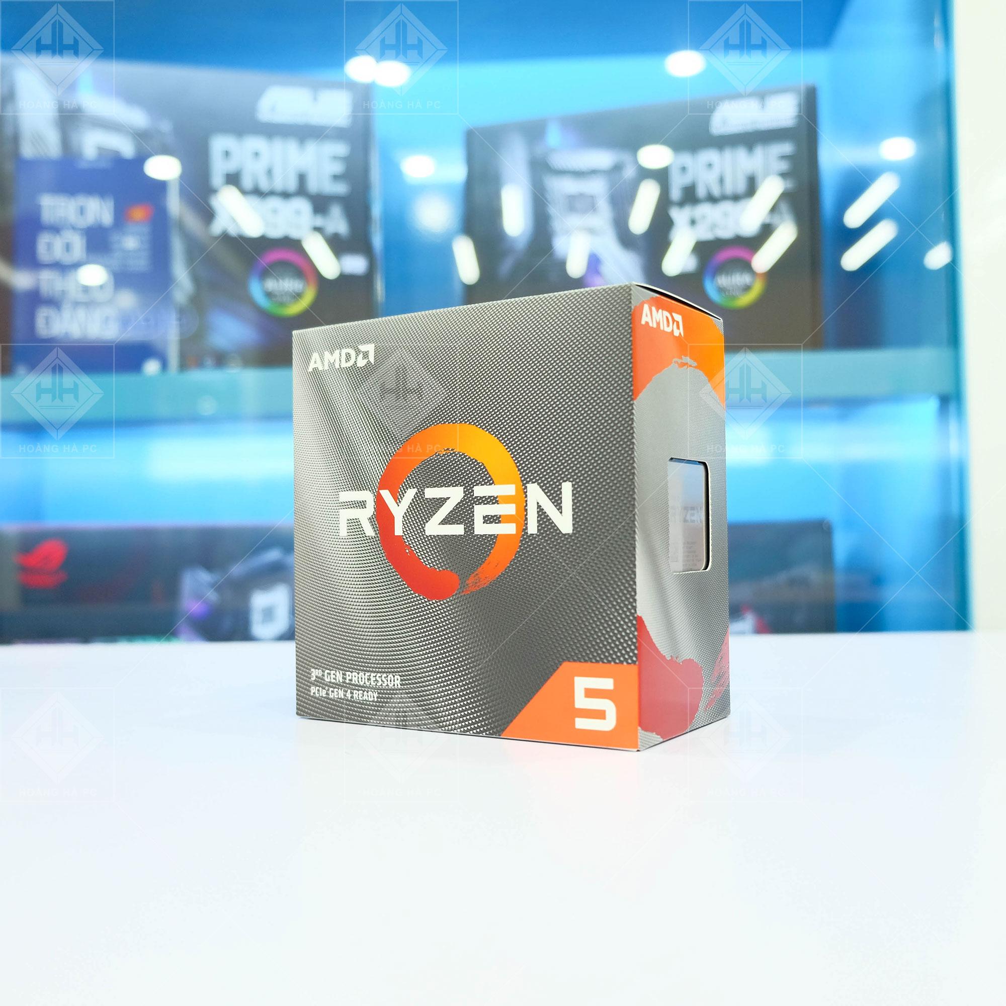 CPU AMD Ryzen 5 | Hiệu năng cao, giá thành rẻ cân cả đồ họa và game