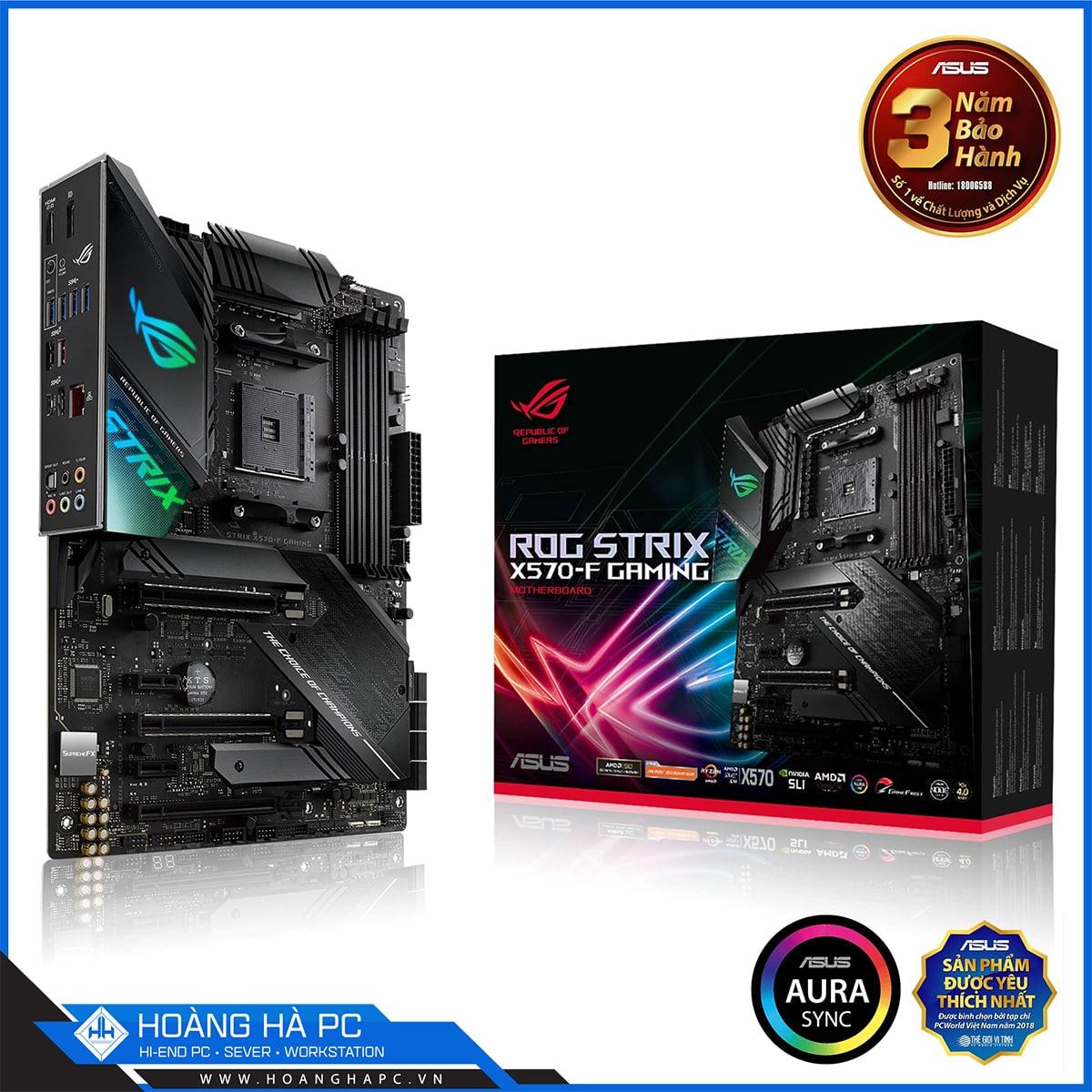 Mainboard Asus ROG STRIX X570-F Gaming
