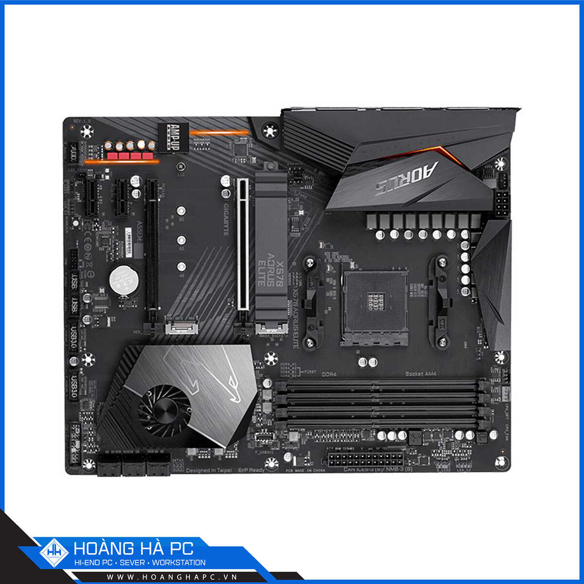 Mainboard Gigabyte X570 Aorus Elite