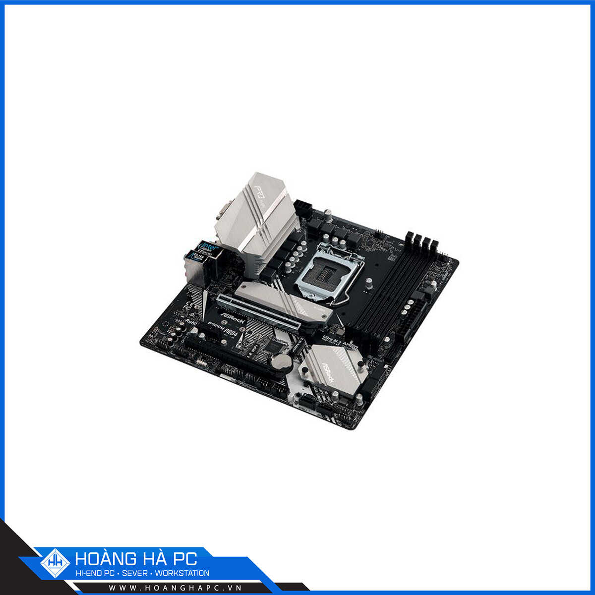 Main Asrock B365M Pro4
