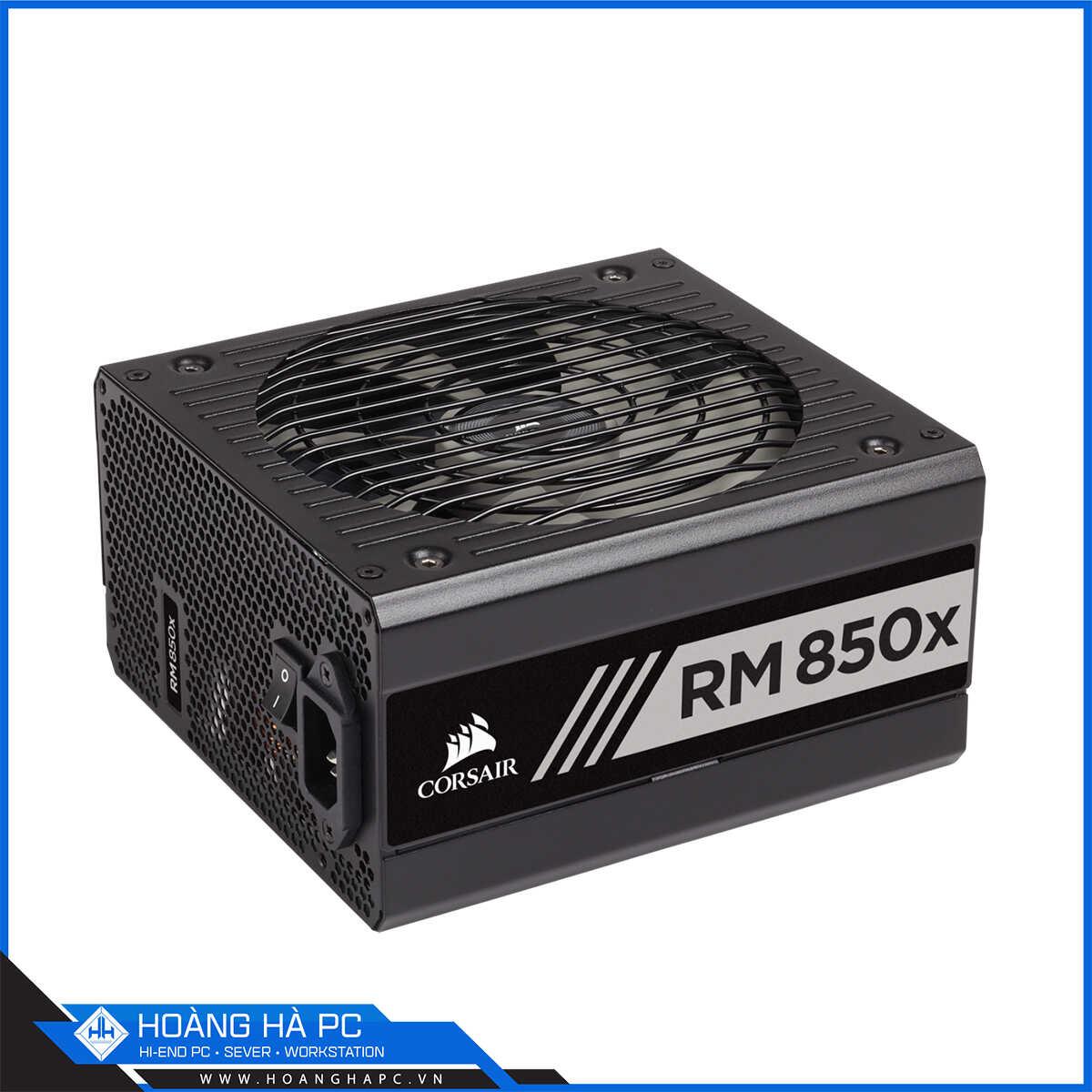 Nguồn Corsair RM Series RM850x 850W