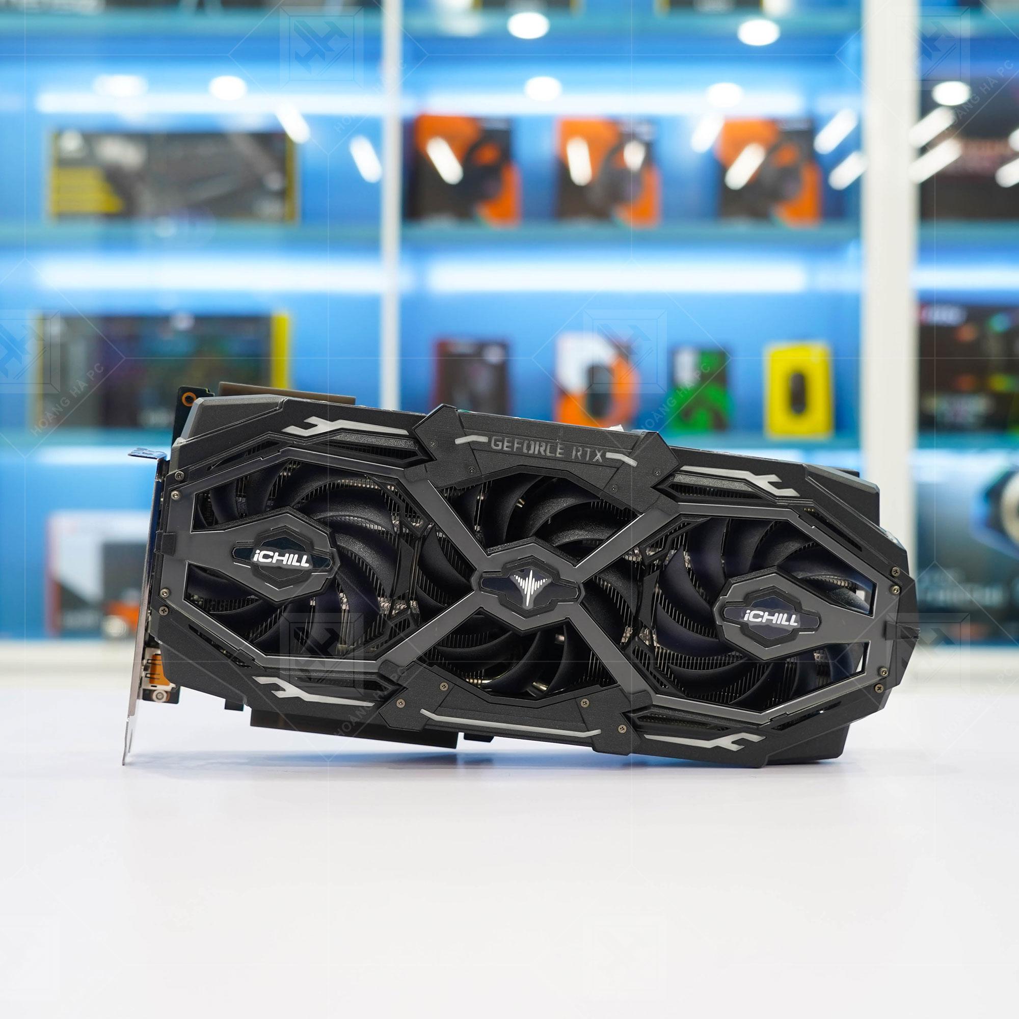 VGA INNO3D Geforce RTX 2070 Super ICHILL X3 Ultra
