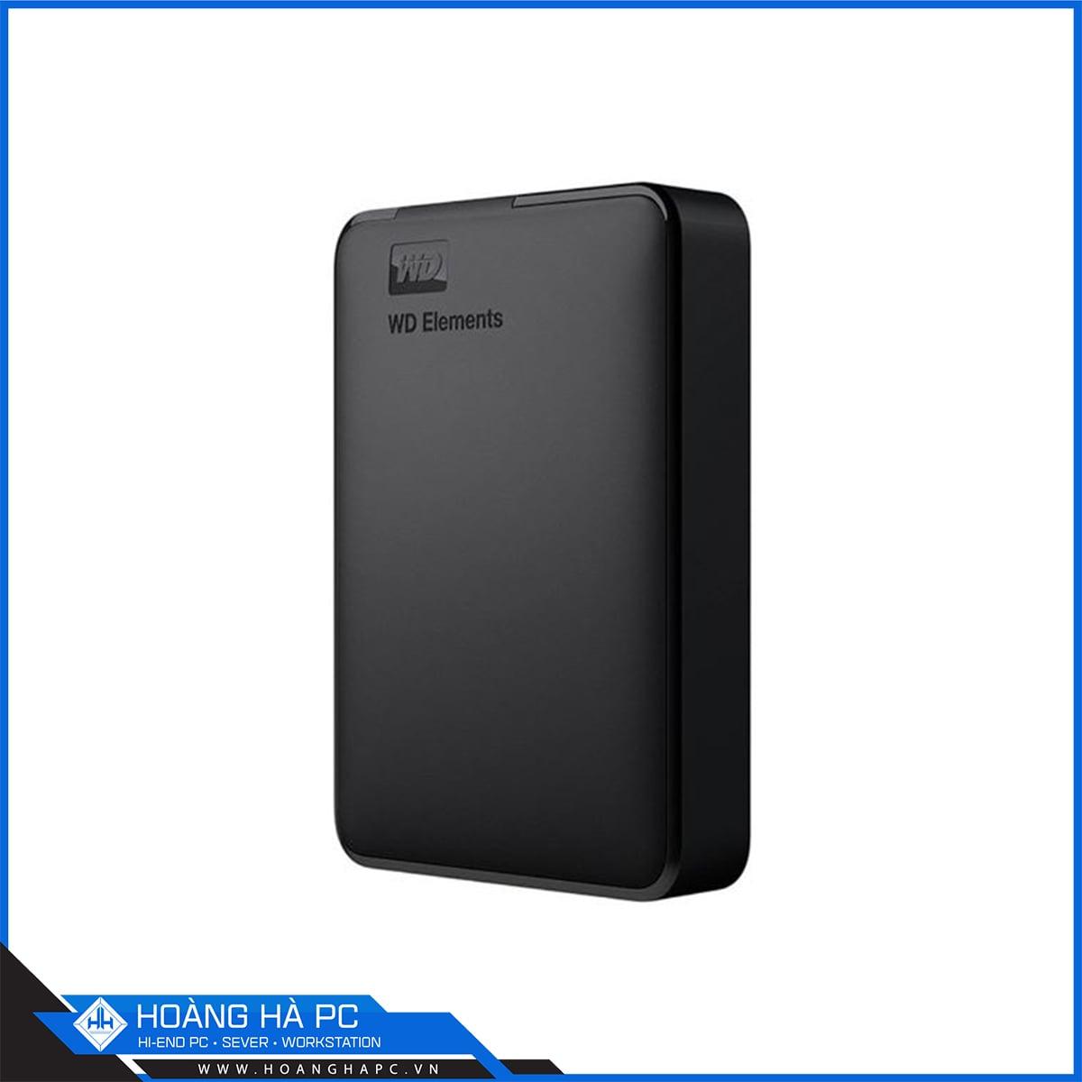 WD Elements Portable 3TB Black APAC