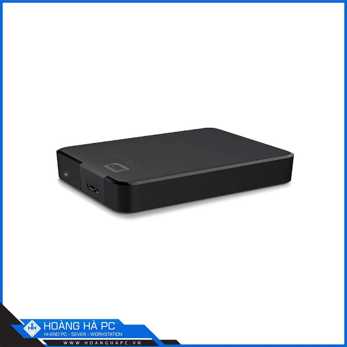 Ổ cứng Western Digital Elements Portable 4TB Black APAC