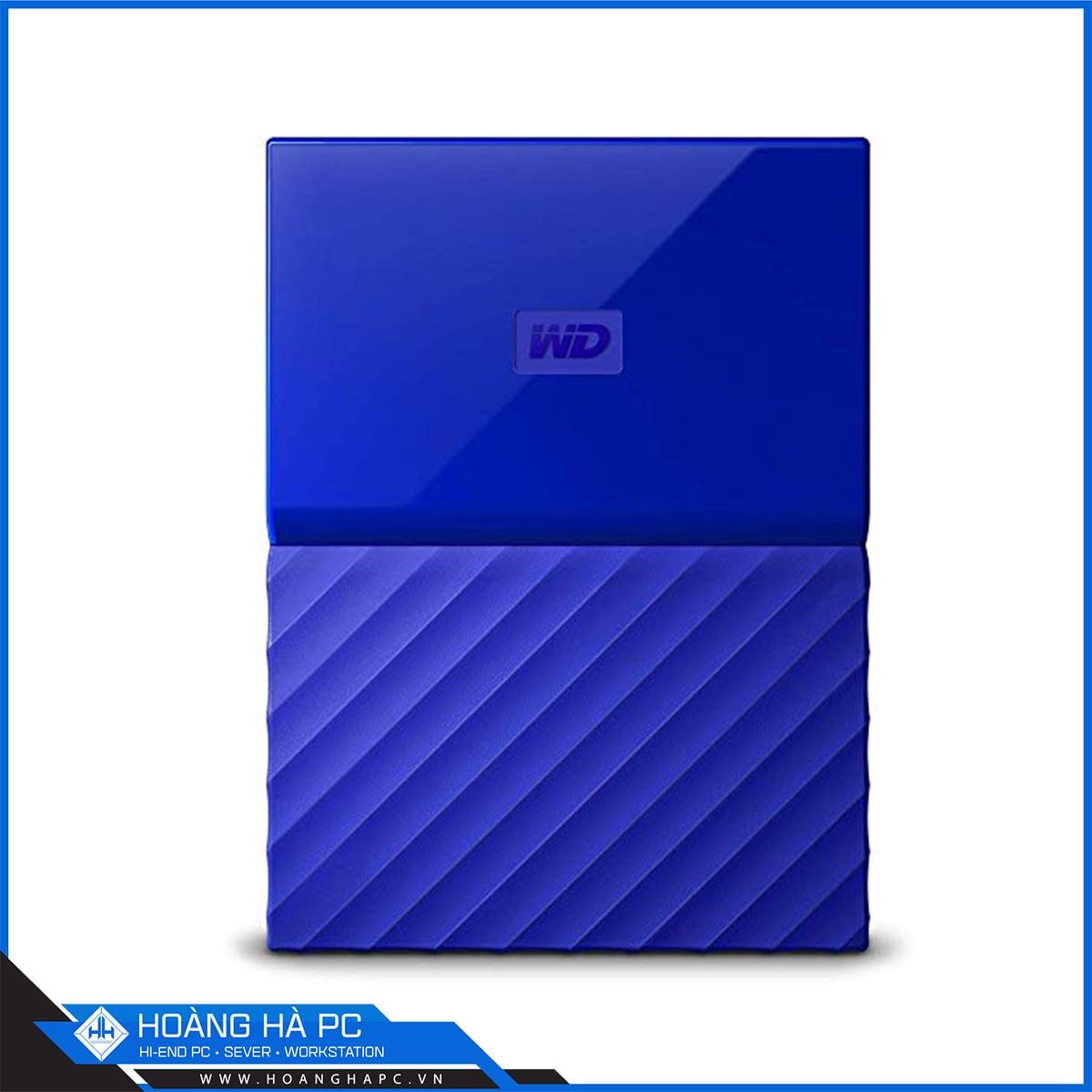 Ổ cứng di động HDD WD My Passport Ultra 2TB