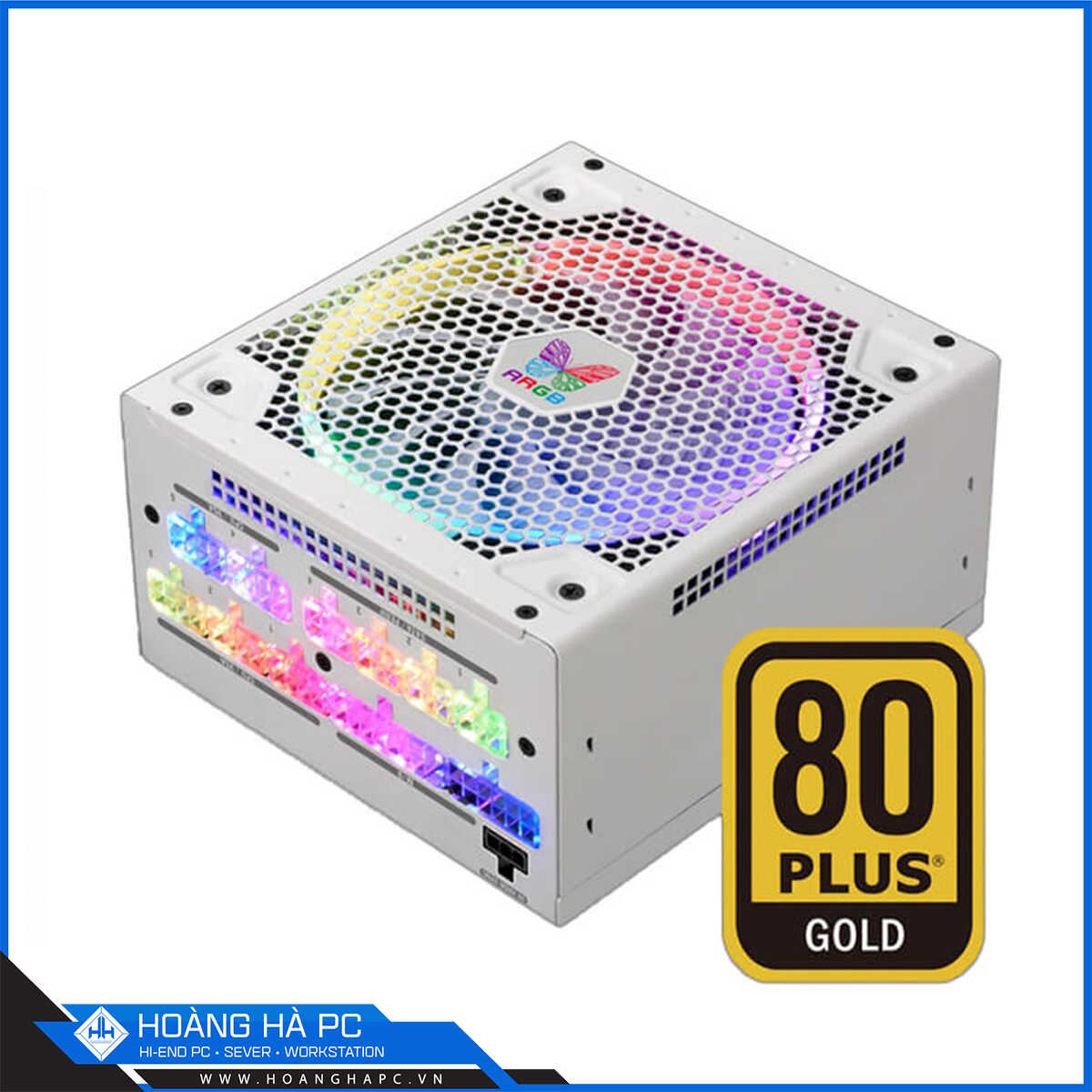 Nguồn Super Flower Leadex Gold ARGB 850W